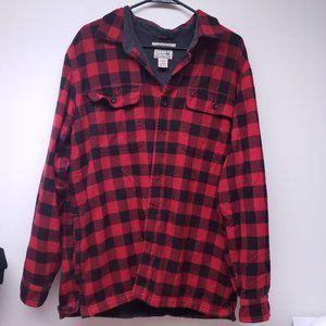 Vintage L.L Bean Plaid Jacket